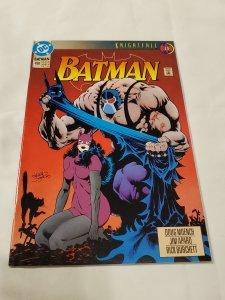 Batman 499 NM+ Cover by Kelley Jones