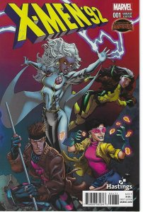 x-men 92 001 varint cover