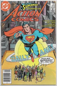 Action Comics   vol. 1   #583 VG (Whatever Happened to the Man of Tomorrow?)
