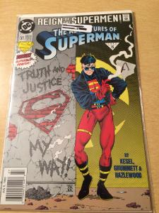 The Adventure of Superman #501