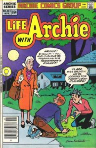 Life with Archie (1958 series) #251, VG- (Stock photo)