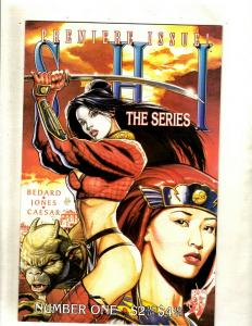 Lot of 13 Shi Crusade Comic Books #1 2 3 4 5 6 7 8 9 10 11 12 13 CE3