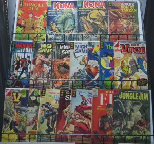 SILVER AGE ADVENTURE COMIC COLLECTION! 18 COMICS! (G-VG) Dell! Gold Key! King!