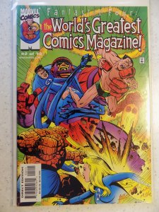 MARVEL WORLD'S GREATEST COMICS FANTASTIC FOUR # 2
