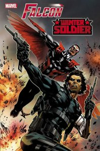 FALCON & WINTER SOLDIER (2019 MARVEL) #1 VARIANT 1:50 GUICE PRESALE-02/26