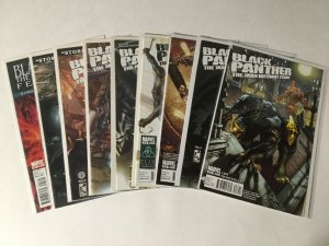 Black Panther 513-529 Lot Nm Near Mint Marvel Comics