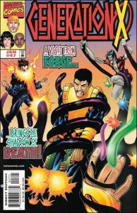 Marvel GENERATION X #47 VF/NM