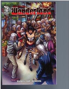 Wonderland #4 (2012)