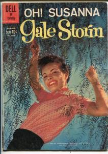 Oh! Susanna Gale Storm, Four Color Comics #1105-1960-Dell-TV series-Alex Toth-VG
