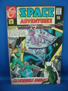 SPACE ADVENTURES 5 VF DITKO 1969