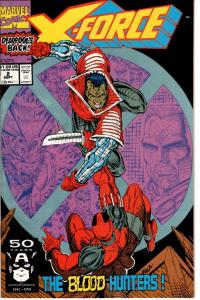 X FORCE #2 2ND DEADPOOL VFN/NMNT $6.50