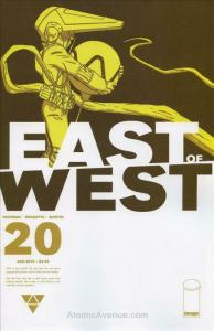 East of West #20 VF; Image   save on shipping - details inside