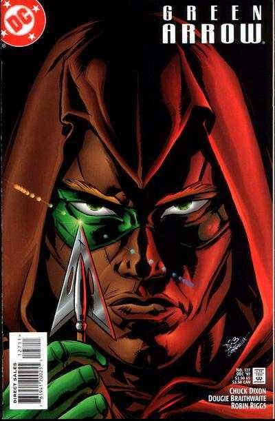 Green Arrow (1988 series) #127, NM + (Stock photo)