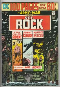 Our Army at War #269 (Jun-74) NM/NM- High-Grade Easy Company, Sgt. Rock