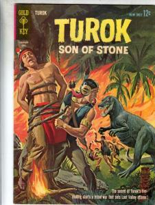 Turok Son of Stone #32 (Apr-63) VF/NM- High-Grade Turok, Andar