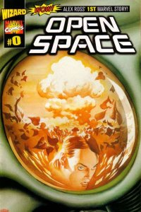 Open Space Wizard #0, NM + (Stock photo)