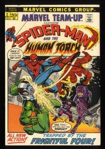 Marvel Team-up #2 VF+ 8.5 Comics