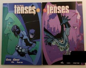 Batman Tenses 2 Issue Complete Set High Grade NM DC Comics 2003