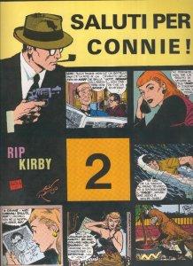 Rip Kirby de John Prentice numero 02: Saluti per connie