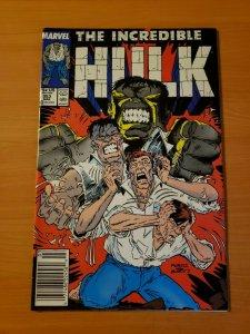 Incredible Hulk #353 Newsstand Edition ~ NEAR MINT NM ~ 1989 Marvel Comics