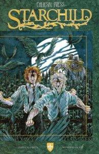 STARCHILD #8, NM, James Owen, 1994, Taliesin Press, more indies in store