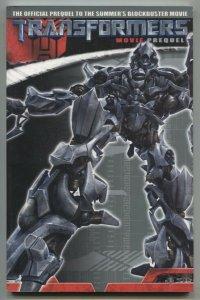 Transformers Movie Prequel Trade Paperback 2007