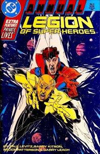 Legion of Super-Heroes Annual #4 (1988)