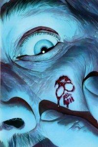LAST PHANTOM #3 ALEX ROSS VIRGIN & NEGATIVE ART COVER SET DYNAMITE NEAR MINT.