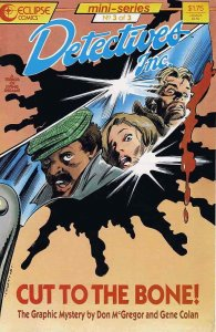 Detectives, Inc.: A Terror of Dying Dreams #3 FN; Eclipse | save on shipping - d