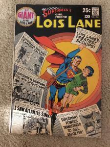 DC Superman's Girlfriend Lois Lane 104