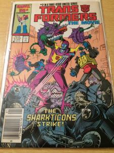 Transformers The Movie 1986 #2