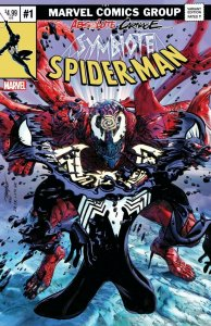 Absolute Carnage Symbiote Spider-Man #1 Mike Mayhew 2019 NYCC Exclusive Var!