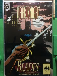 Legends of the Dark Knight #32
