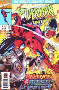 Spider-Man Unlimited #17 (Aug-97) NM+ Super-High-Grade Spider-Man