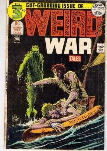 Weird War Tales #3 (Feb-71) FN- Mid-Grade