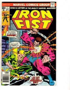 IRON FIST #7, VF/NM, Chris Claremont, John Byrne, 1975 1976, more in store