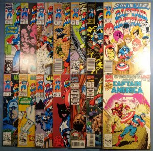 Captain America #393-395 #397 #399 #400 #401-405 #429 #430 Annual #9