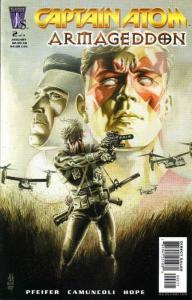 Captain Atom: Armageddon #2 FN; WildStorm | save on shipping - details inside