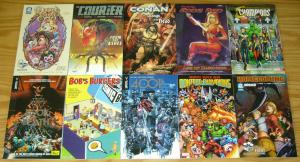 34,468 graphic novels/TPBs/HCs - wholesale lot - bulk deal ($570,989.99 value)