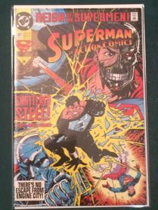 Action Comics #691 Reign of the Supermen