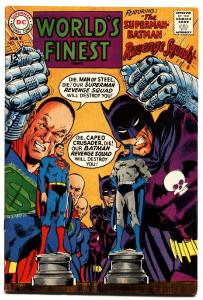 WORLD'S FINEST #175 1969-Reprint of 1st appearance of MARTIAN MANHUNTER