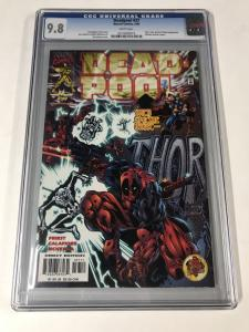 Deadpool (1997 series) #37 CGC 9.8