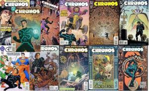 CHRONOS (1998 DC) 1-11  APP OF DESTINY FROM SANDMAN!