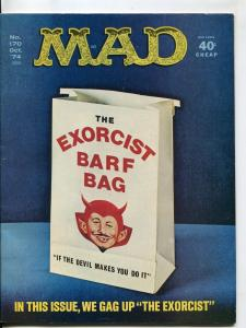 Mad-Magazine-#170-Oct 1974-Mort Drucker-Don Martin-David Berg