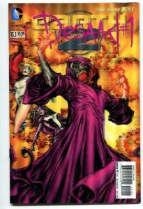 Earth 2-#15.1-Desaad-#1-3-D Variant-New 52-2nd Print-NM