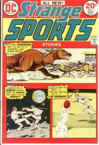 STRANGE SPORTS STORIES 2 VF-NM Dec. 1973 COMICS BOOK