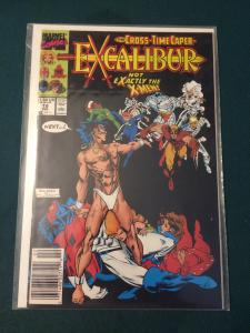 Excalibur #19 The Cross-Time Caper- part 8 of 9