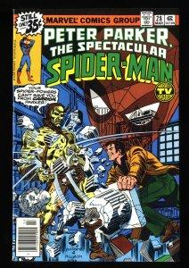 Spectacular Spider-Man #28 VF/NM 9.0 Frank Miller!