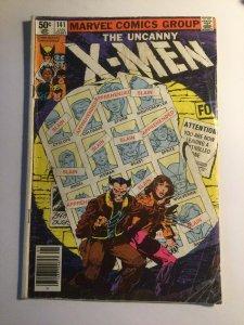 Uncanny X-Men 141 Good gd 2.0 Marvel