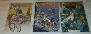 Trekker (1987, Dark Horse) #2-4 (set of 3) Ron Randall, sci-fi